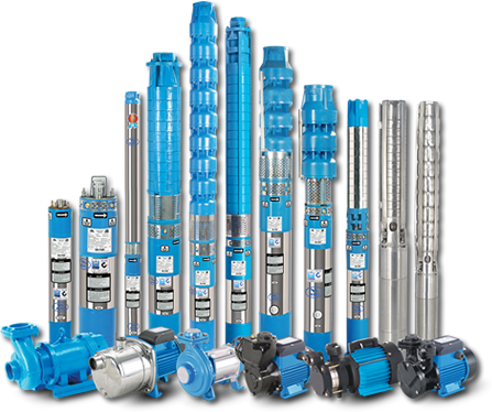 Niki Submersible Pumps & Motors